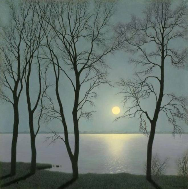 Roksolana Lishchynska‎Modern Art 20th Century. Conversation starter · Follow · 23 hrs · Felix Heuberger (Austrian, 1888 - 1968) In the moonlight(Im Mondenschein), 1930.