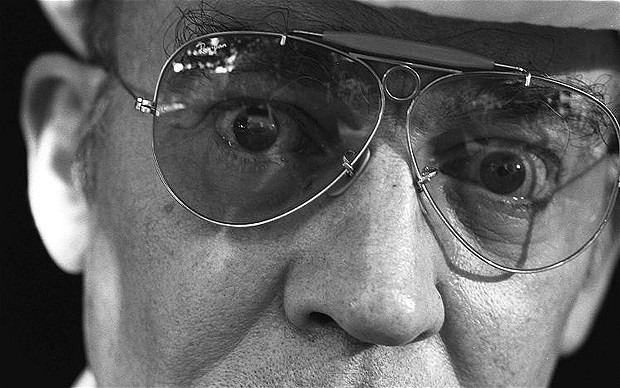 Poetic Outlaws · 1 hr · There is no such thing as paranoia. Your worst fears can come true at any moment. ~ Hunter S. Thompson