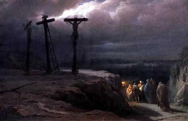 """Poetic Outlaws · 2 hrs · """"In truth, there was only one christian and he died on the cross."""" — Nietzsche"""