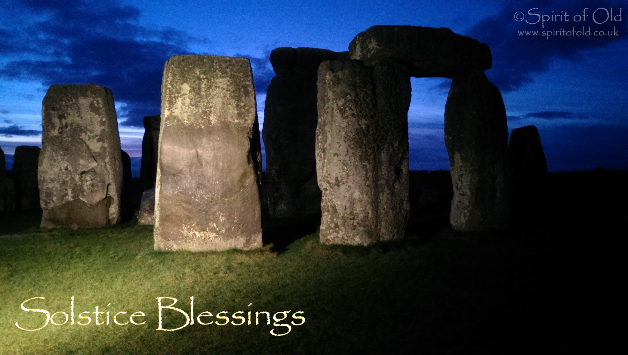 Spirit of Old Page Liked · 14 hrs · Solstice Blessings. We honour the returning of the light!