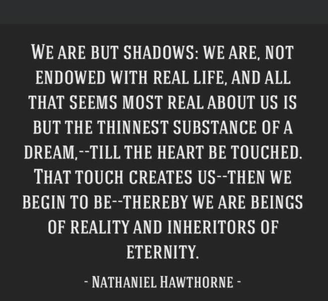 Psyche's Call with Donna May 5 hrs · Shared with Public Nathaniel Hawthorne was BTD in 1804-